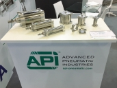 Stainless Steel Cylinders and Accessories