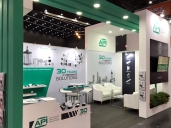 Our stand in Assembly Automation 2017