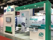 Our booth in Assemby & Automation 2018