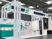 Our stand in Hannover Messe 2017
