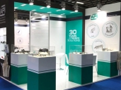 Our stand in IVS 2017