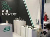 Our stand in IVS 2019