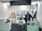 Our stand at OMC 2019