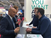 Il nostro stand in MDA HANNOVER MESSE 2019