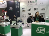 Our stand in PTC MDA ASIA 2018